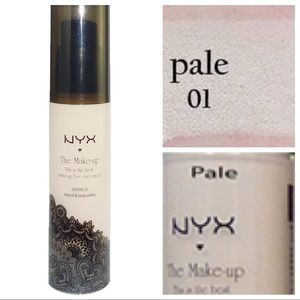 NEW! NYX The Makeup Liquid Foundation